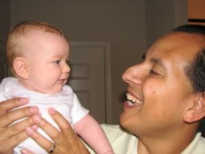 Talking to Uncle Juan =)