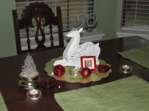 Kitchen Centerpiece