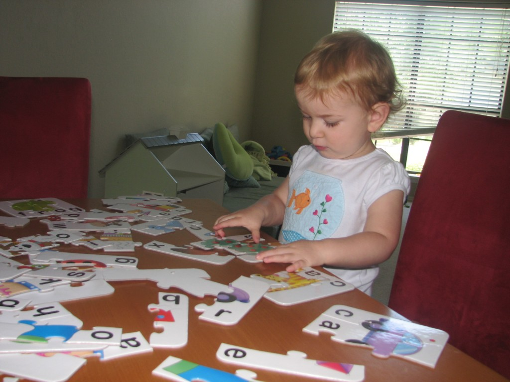 "This puzzle is one of her favorite things!  She does the ""new game"" nearly every day!!!"