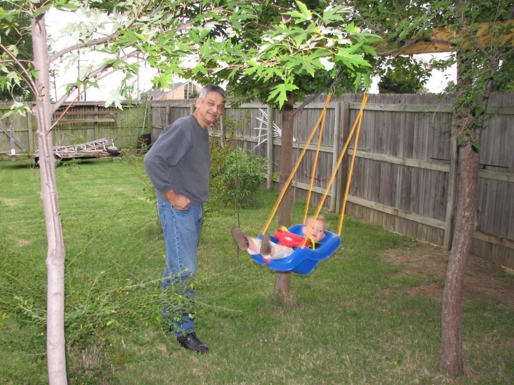 Papa's Yard