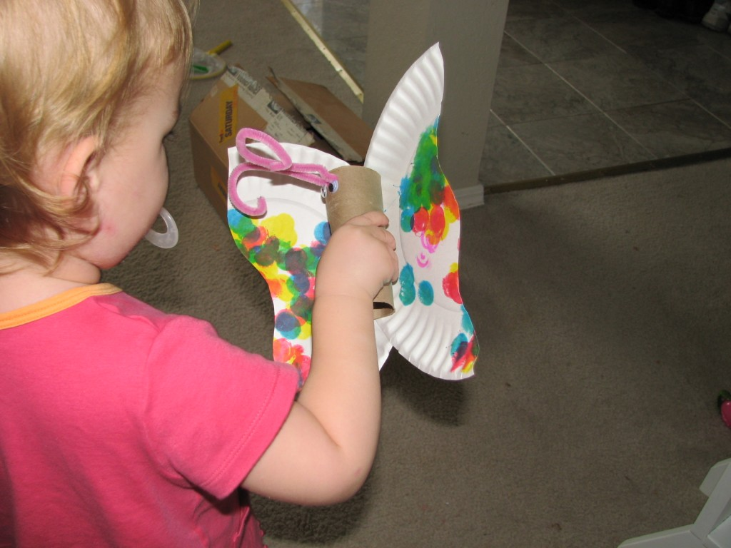 Another butterfly craft =)
