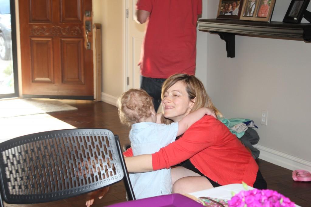 hugs for Aunt Jen!
