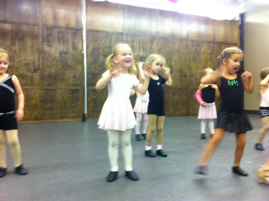 Starting tap and jazz dance lessons!
