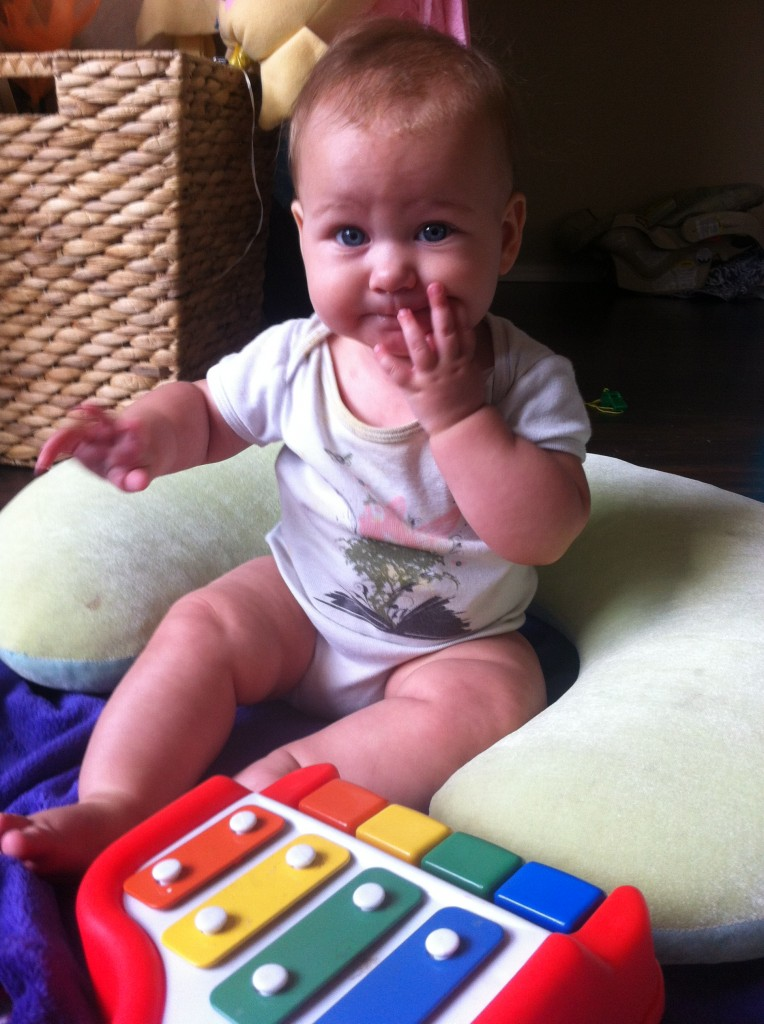 The little piano is so much fun!