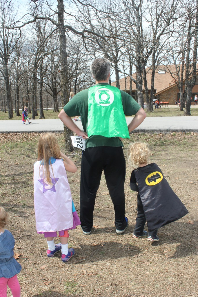 Superhero Challenge!