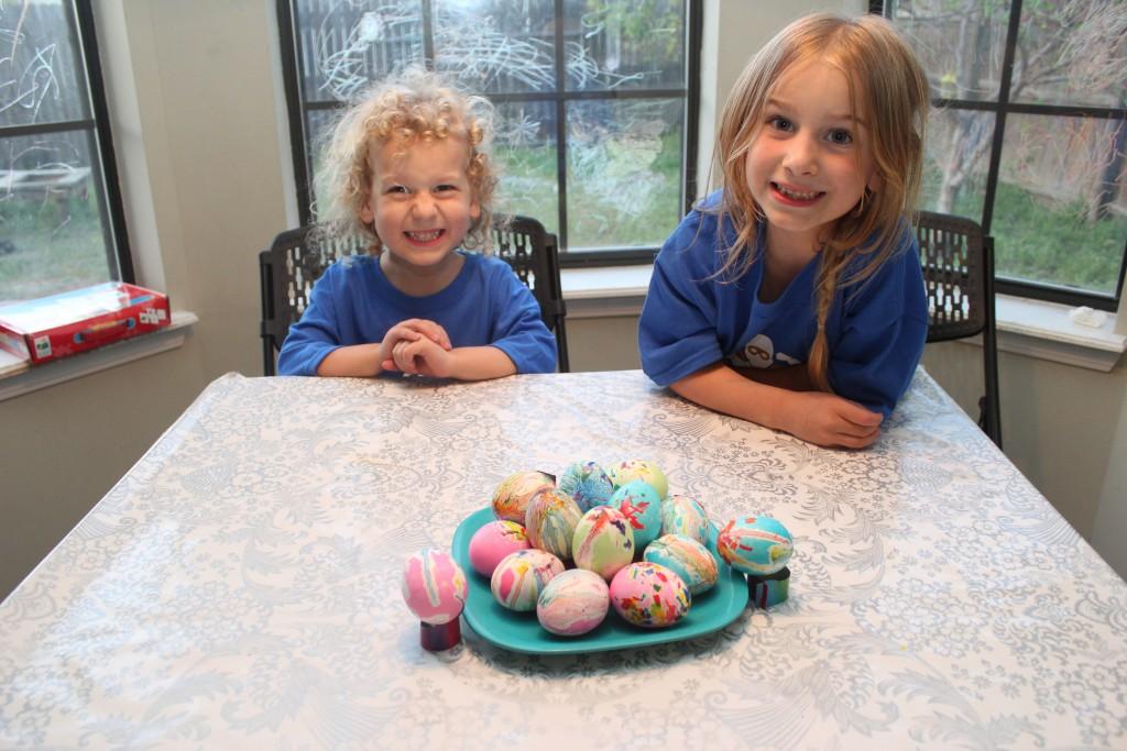 Pretty eggs!!!