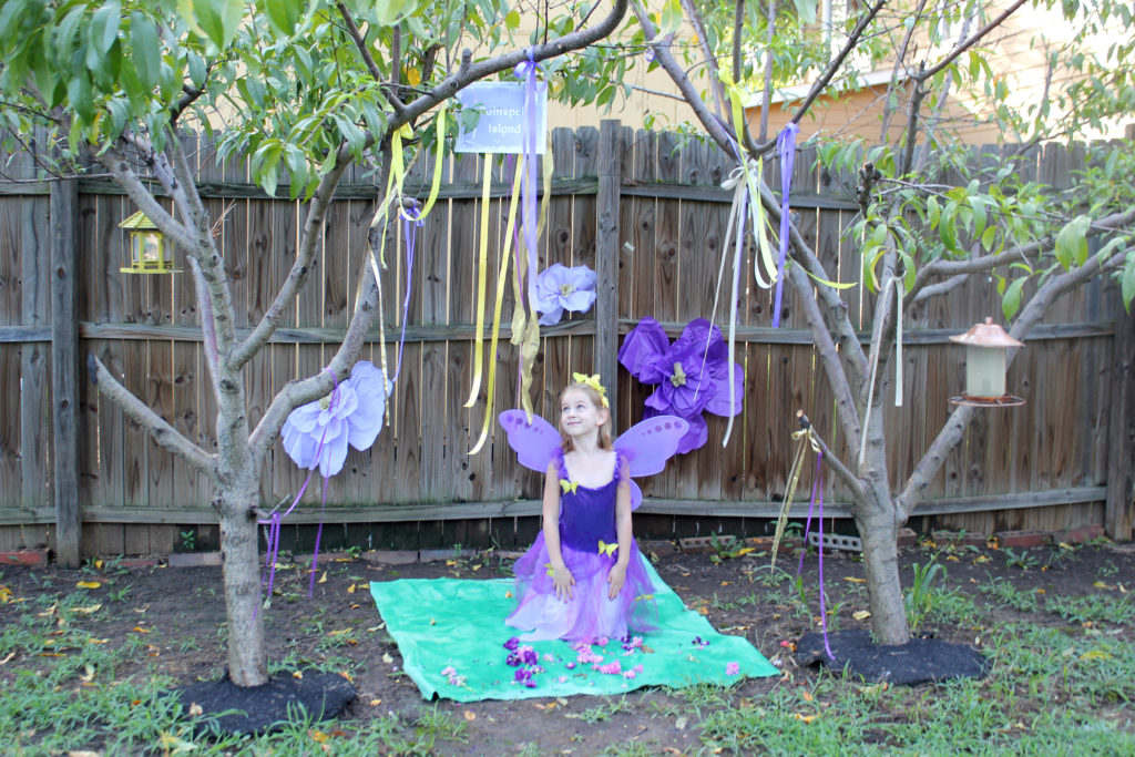 Rainbow magic fairy =)  7th birthday