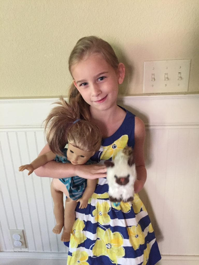 June 2016 American Girl Doll Camp