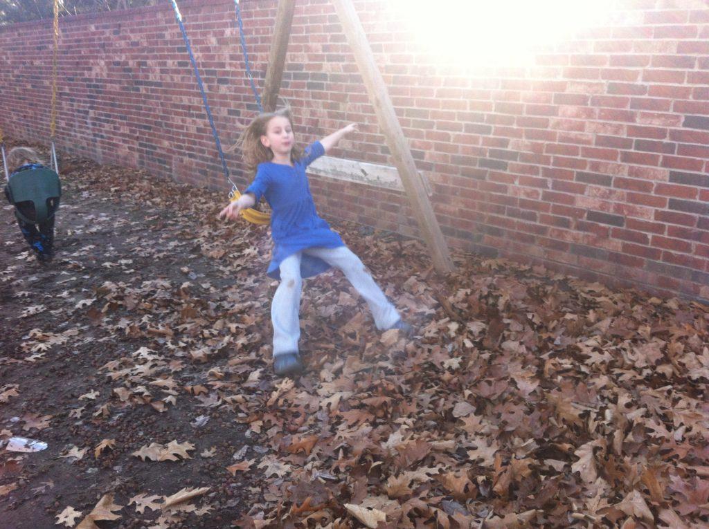 Swinging jumps =)