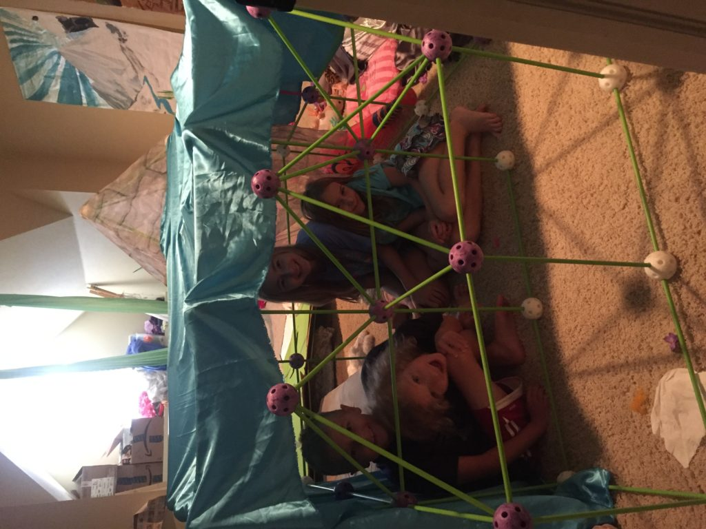 Carson and Raegan came over to build the craziest crazy fort ever in Jamaa